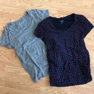 Set of 2 Isabel Maternity T-shirts